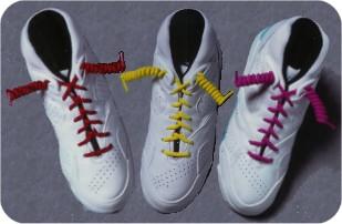 Coilers Elastic Shoelaces